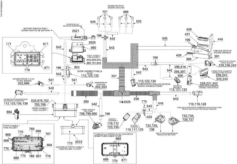 2007 sea doo gti se wiring diagram