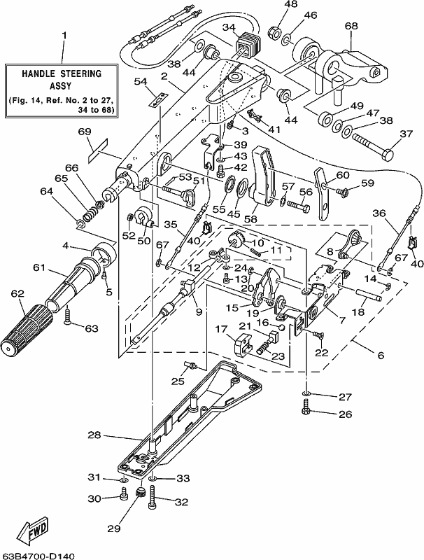 GENUINE HONDA ATV 3-WHEELER ATC RUBBER WAFFLE HANDLEBAR HAND GRIP SET 5042-001X2
