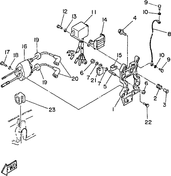 Yamaha Wr500 Wiring Diagram