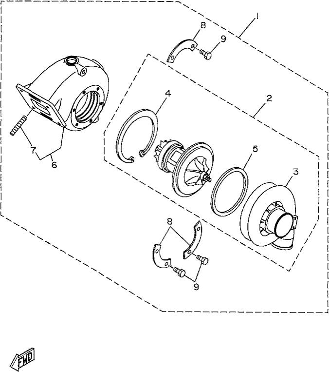 W16 Engine Head